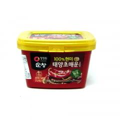 Pasta de  Pimenta Coreana Gochujang Extra Forte - 500 gramas