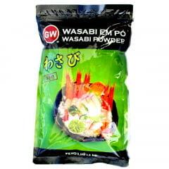 Raiz Forte Pimenta Wasabi em Pó GW – 1 Kg