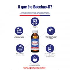 Bebida Energética Bacchus-D Suplmento Vitamínico B Coréia - 10 unidades