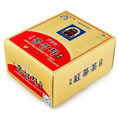 Korean Red Ginseng Tea Gold - 50 sachês