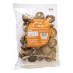 Cogumelo Desidratado Shitake - 100 gramas