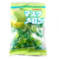 Bala de Melão Japonesa Kasugai - 130 gramas