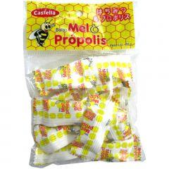 Balas de Mel e Própolis Castella - 60 gramas