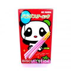 Biscoito de Palito Morango Mr.Panda - Richy 40g