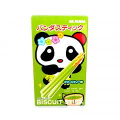 Biscoito de Palito Sabor  Chá Verde Mr.Panda - Richy 40g