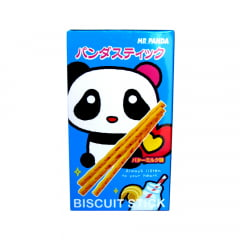 Biscoito de Palito Sabor Leite Mr.Panda - Richy 40g