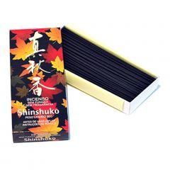 Incenso Senkô Shinshuko Sem Fumaça e Sem Fragrância - 90 gramas (160 bastonetes)