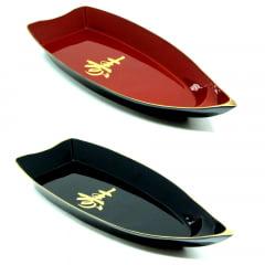 Conjunto de Barcas para Sushi Obune - 2 Cores