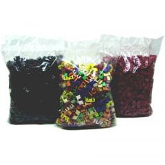 Kit Clip para Hashi Coloridos - 3 Pacotes