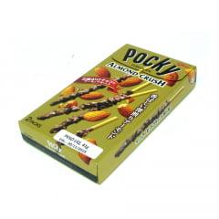 Kit Especial Pocky Japonês Morango e Almond Crush - Glico