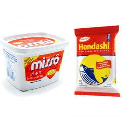 Kit para Preparo da Sopa de Missô - Missoshiru