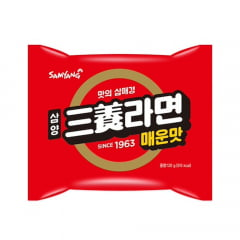 Lamen Coreano Super Picante Original Samyang - 120g