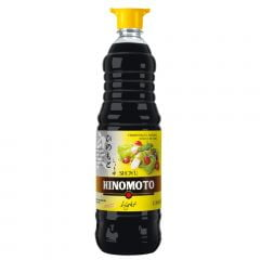Molho de Soja Shoyu Hinomoto Light - 1000 mL