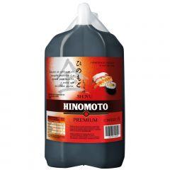 Molho de Soja Shoyu Hinomoto Premium - 5 L