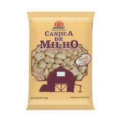 Pipoca Canjica de Milho Doce 100% natural Okoshi - 50 gramas