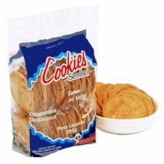 Cookies Sembei sabor ao Leite Satsumaya - 280 gramas