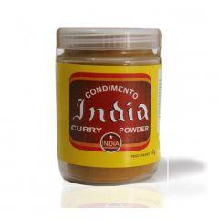 Condimento Curry India em Pó - 57 Gramas