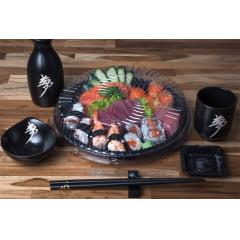 Embalagem Descartável para Yakissoba ou Sushi - Sushi Today 100 unidades