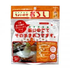 Ralador Japonês Redondo Oroshi - Plástico