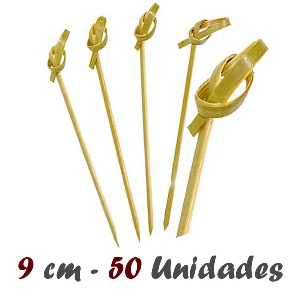 Espeto de Bambu Shiki 9cm - 50 unidades
