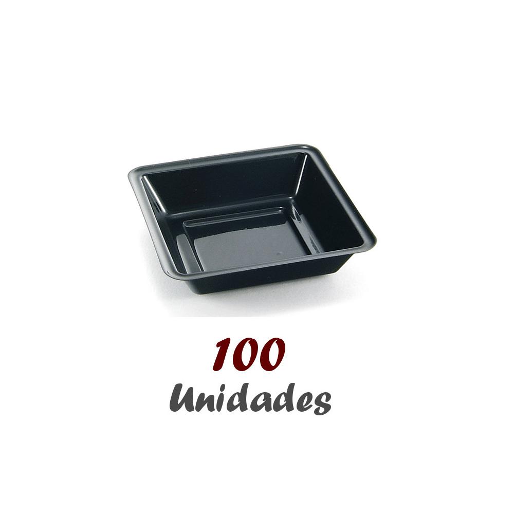 Embalagem Descartável Berço para Shoyu Pratic Pack - 100 unidades