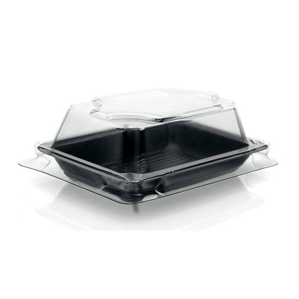 Embalagem Plástica Sushi 06 MINI para Servir Comida Japonesa - 200 unidades