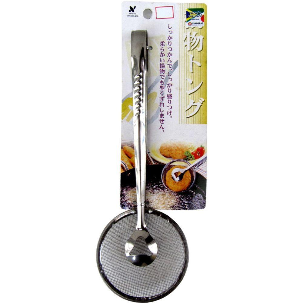 Pegador de Frituras Japonês Aguemono Tong