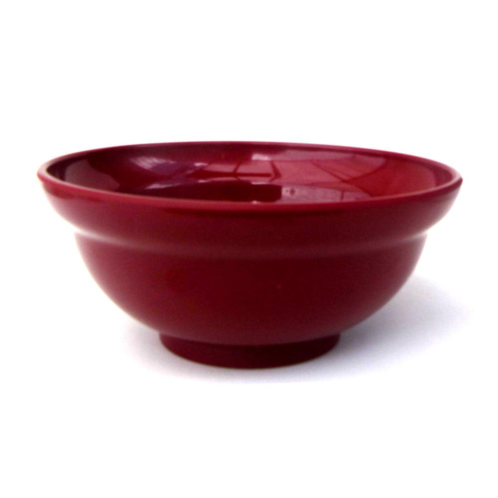Tigela Japonesa Domburi para Sopas - Vermelha