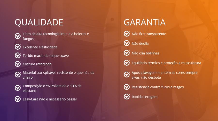 kit 3 bermuda fitness feminina qualidade e garantia
