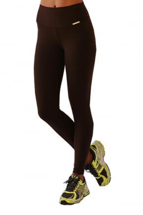 Legging Marrom Mulheres Altas  - Comprimento Personalizado  - Cópia (1)
