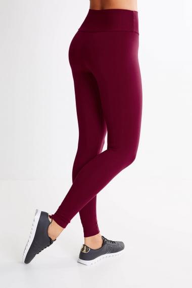 Legging Bordo