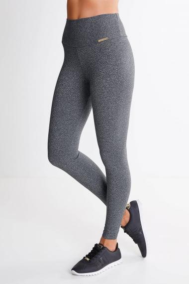 Legging Cinza Escuro