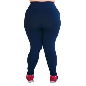 KIT 3 LEGGING PLUS SIZE LISA