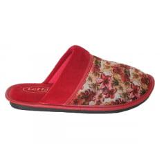 Chinelo de Pano Leffa - Floral