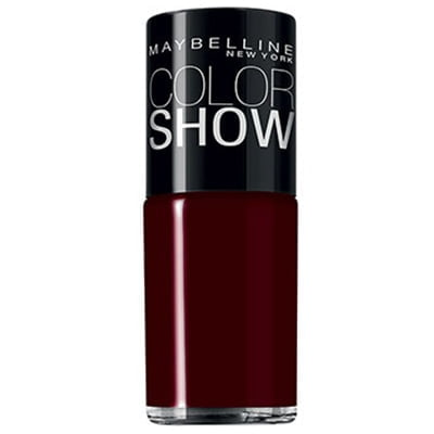 ESMALTE COLOR SHOW 10ML MAYBELLINE - 280 DOWNTOWN RED