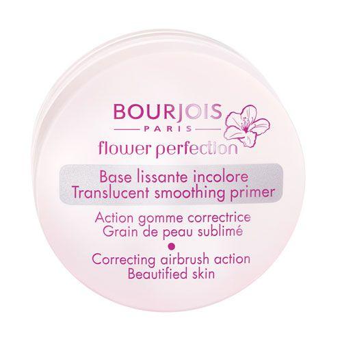 PRIMER BOURJOIS - FLOWER PERFECTION PRIMER BOURJOIS - BASE FACIAL APERFEIÇOADORA