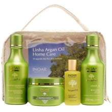 INOAR ARGAN OIL HOME CARE KIT