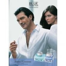 PERFUME BLUE SEDUCTION FEMININO EDT - ANTONIO BANDERAS - 50ml