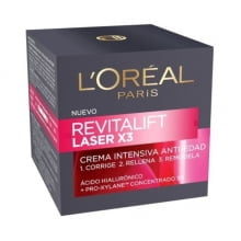 ANTI-IDADE FACIAL REVITALIFT LASER X3 UNISSEX - L´ORÉAL PARIS