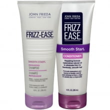 FRIZZ-EASE SMOOTH START REPAIRING DUO KIT (2 PRODUTOS) - JOHN FRIEDA