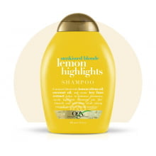 Shampoo e Condicionador Organix Lemon Highlights - Organix