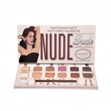 EVER BEAUTY – NUDE DUDE PALETA DE SOMBRA VOLUME 2 – EVER BEAUTY