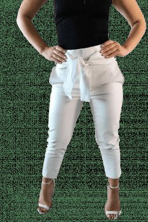 Calça Clochard Branca