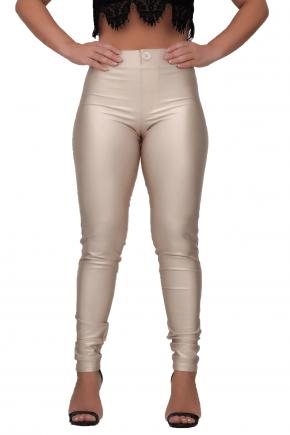 Calça Disco Pants Champagne