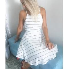 Vestido Trançado