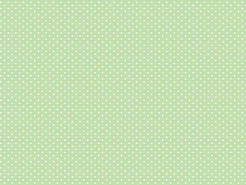 Bolinha Micro desenho 2108 var23 - Verde com Branco