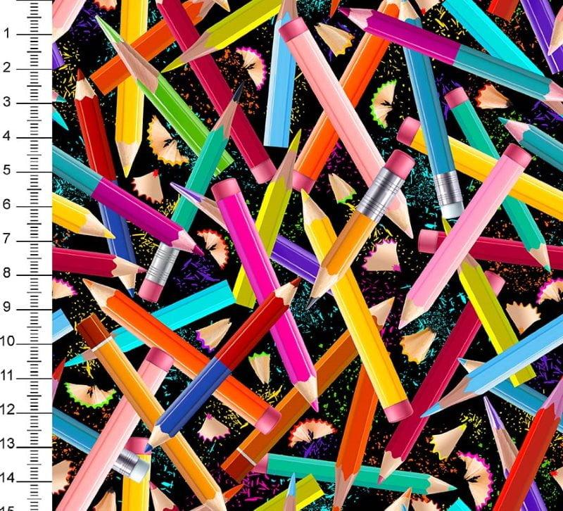 Lapis Escolar Coloridos P9100E569