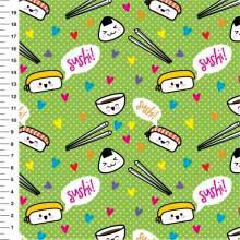 Sushi Desenho 27170 Var 01- Digital