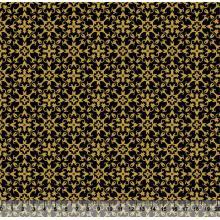 Arabesco Pequeno Dourado Des. 2834 Var01