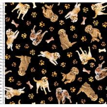 Golden Retriever Dogs 9100eE1476